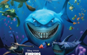 Finding Nemo HD Background
