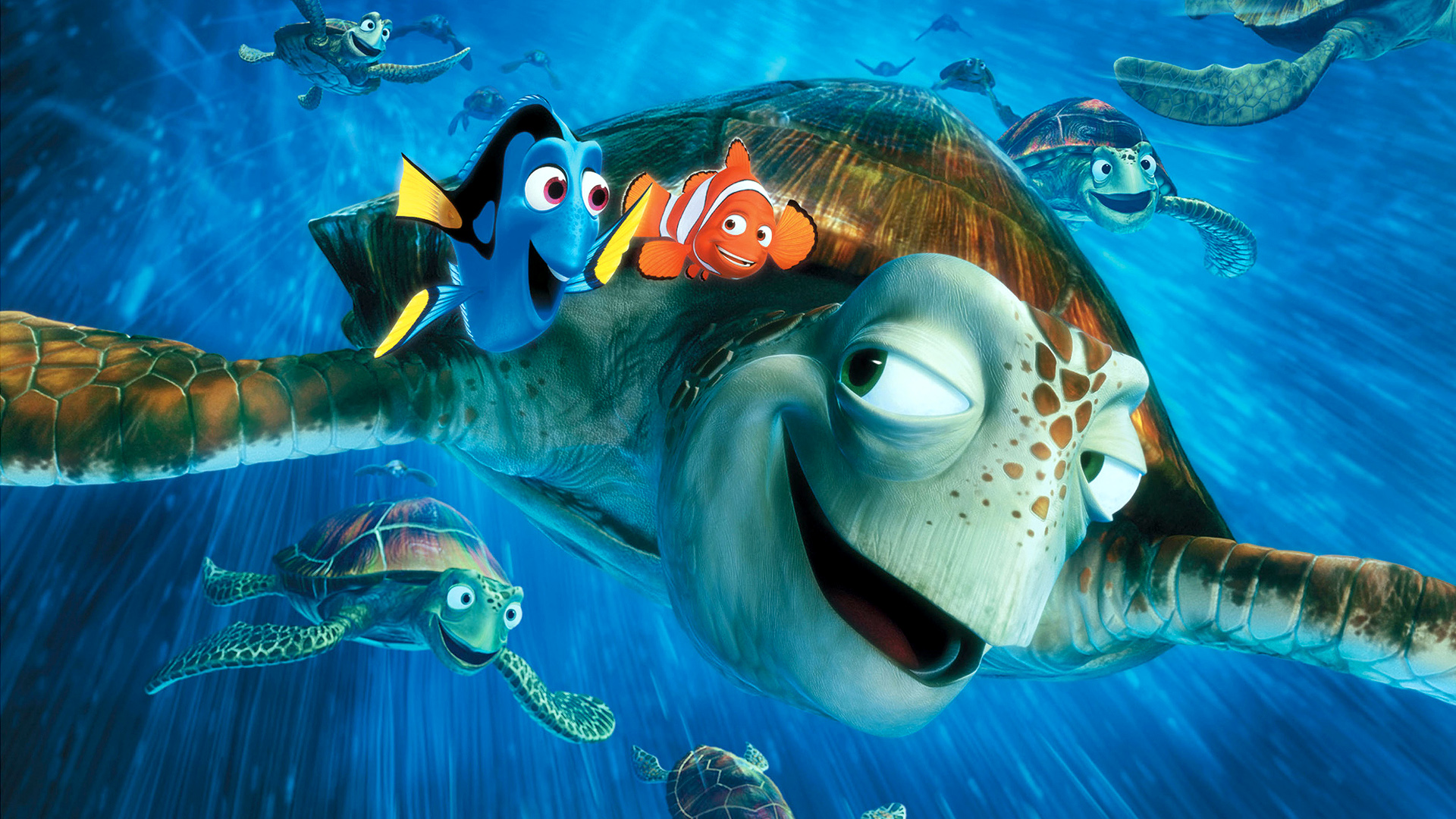 Finding nemo hd wallpapers for Where to find wallpaper