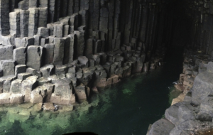 Fingals Cave Computer Wallpaper