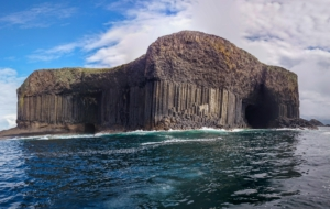 Fingals Cave HD Desktop