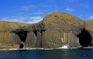 Fingals Cave HD Wallpaper