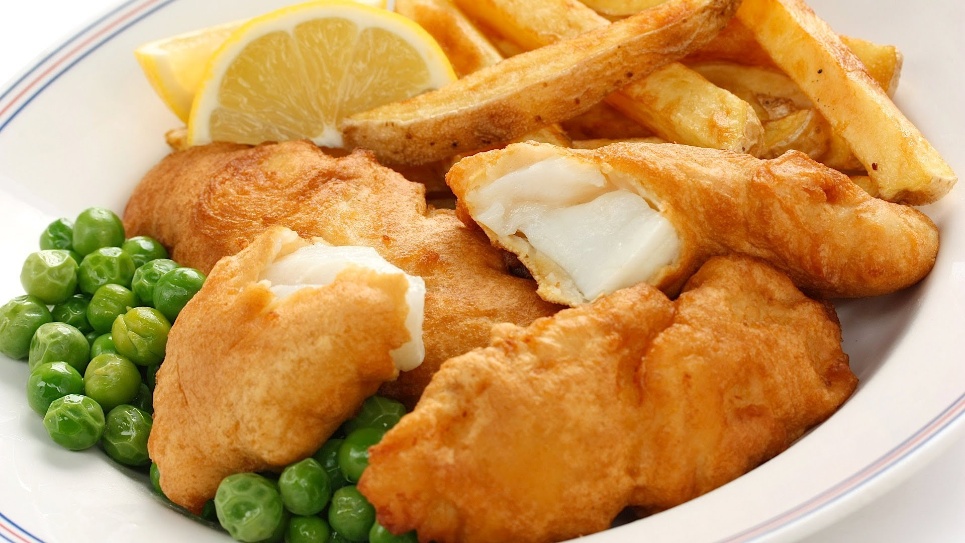 Fish n chips hd wallpapers for Batter fried fish
