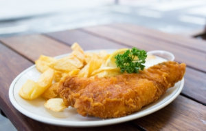 Fish N Chips Wallpapers