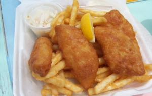 Fish N Chips Widescreen