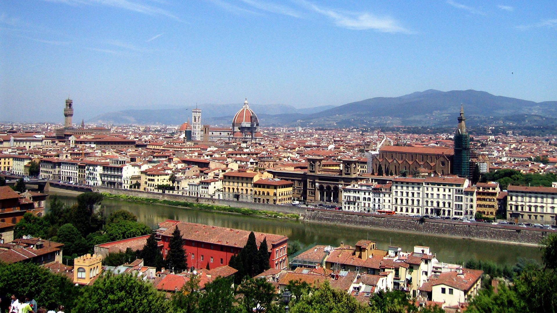 Italian Florence: Florence HD Wallpapers