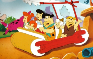 Fred Flintstone Widescreen