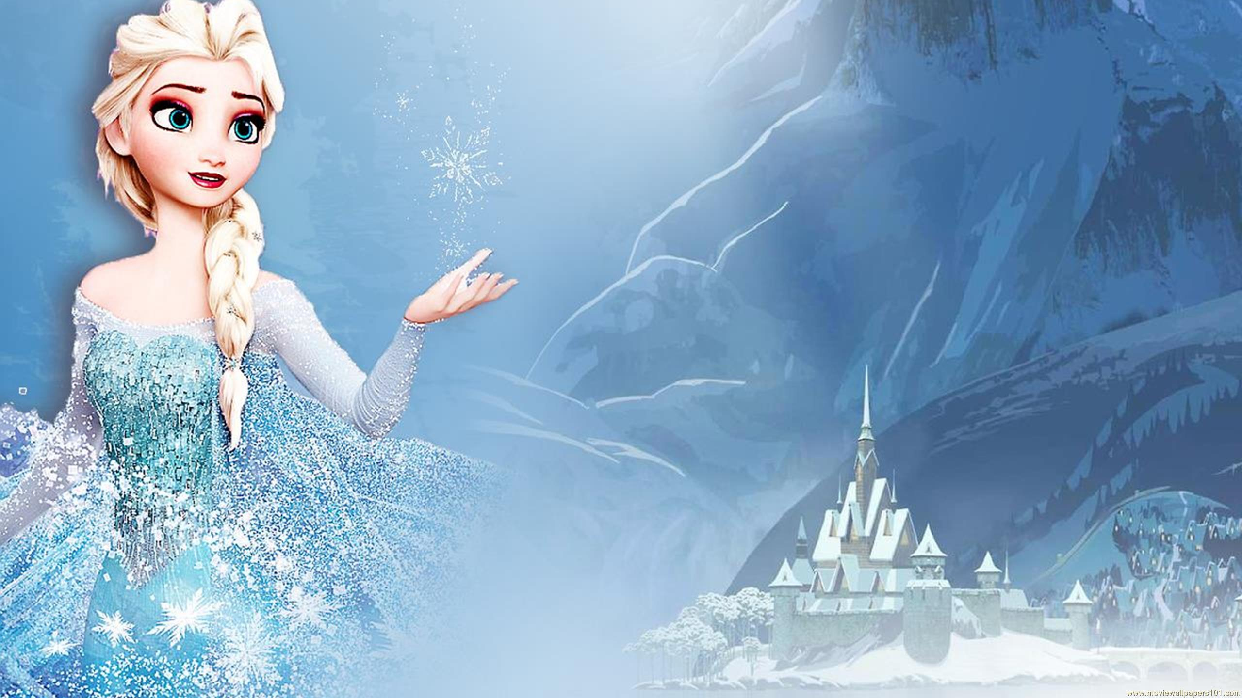 Frozen hd wallpapers - Princesse frozen ...