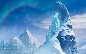 Frozen Widescreen