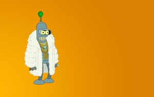 Futurama Widescreen