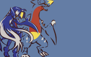 Garchomp Widescreen