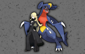 Garchomp For Desktop