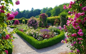 Garden Flowers Wallpaper Flower Garden Wallpapers