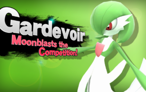 Gardevoir Background