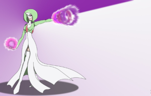 Gardevoir High Definition