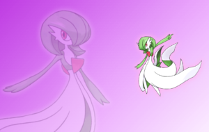 Gardevoir Widescreen