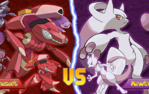 Genesect Images
