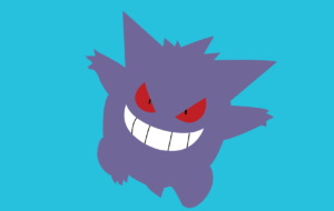 Gengar HD Wallpaper