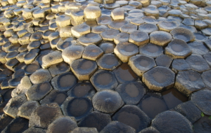 Giant€™s Causeway Background