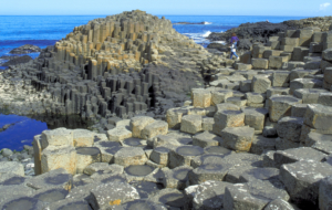 Giants Causeway HD Background