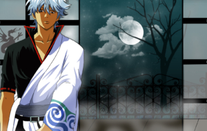 Gintoki Sakata High Definition