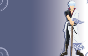 Gintoki Sakata High Quality Wallpapers