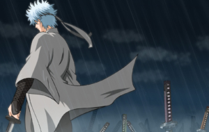 Gintoki Sakata Wallpapers HD