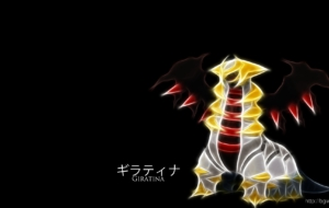 Giratina HD Wallpaper