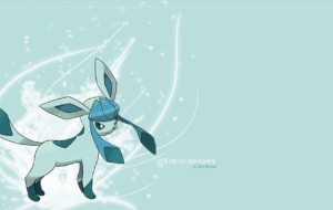 Glaceon HD Wallpaper