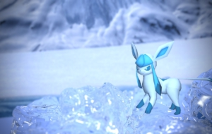 Glaceon High Definition