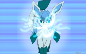 Glaceon Full HD