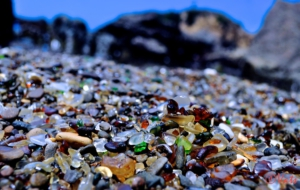 Glass Beach 4K