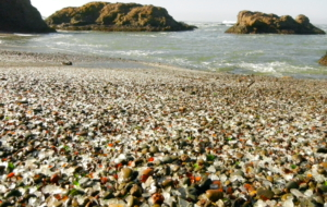 Glass Beach Computer Wallpaper