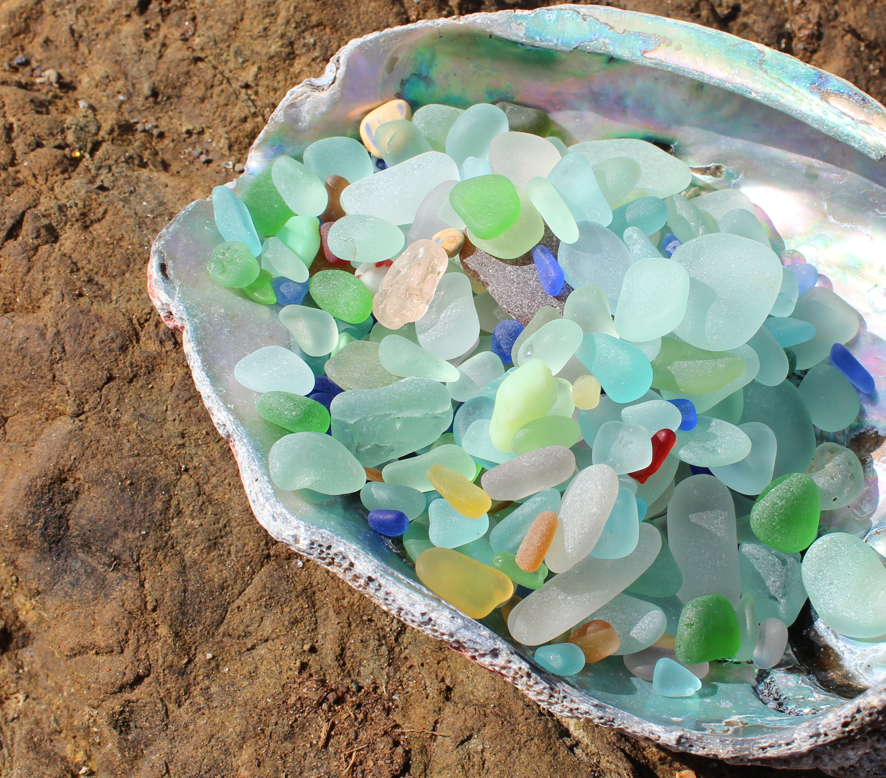 Glass Beach Hd Wallpapers