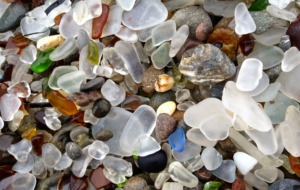 Glass Beach HD Desktop