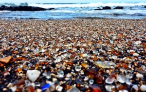 Glass Beach Pictures