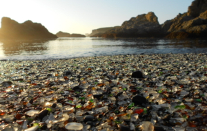 Glass Beach Widescreen
