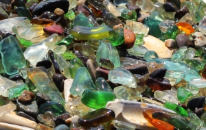 Glass Beach For Desktop
