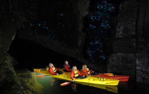 Glow Worm Cave Widescreen