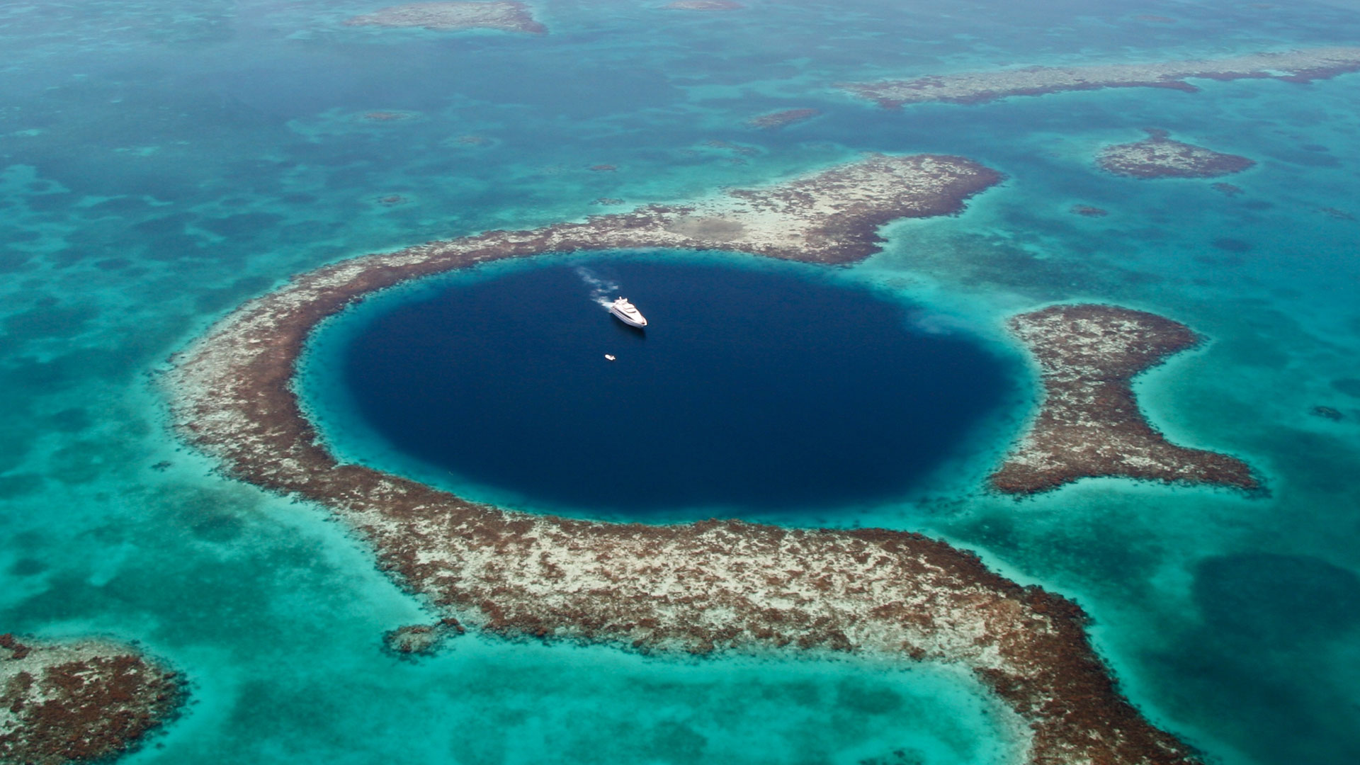 Great Blue Hole HD Wallpapers