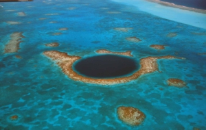 Great Blue Hole Widescreen