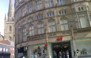 H&M Background