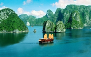 Ha Long Bay Computer Wallpaper