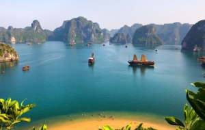 Ha Long Bay Desktop