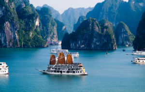 Ha Long Bay High Definition Wallpapers