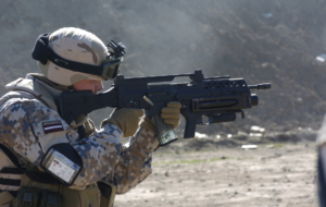 Heckler & Koch G36 Rifle 4K