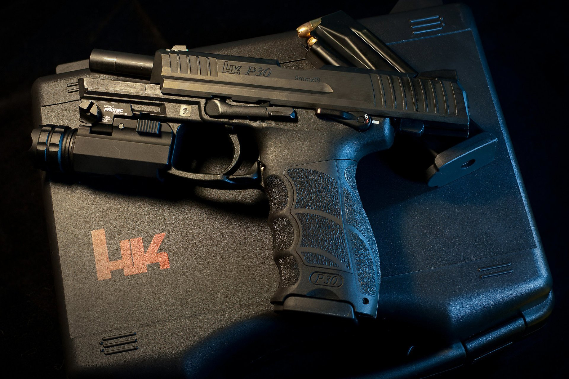 Heckler And Koch Wallpaper Heckler & Koch G36...
