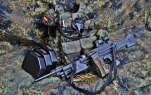 Heckler & Koch G36 Rifle High Definition