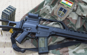 Heckler & Koch G36 Rifle Images