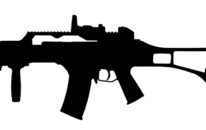 Heckler & Koch G36 Rifle Wallpaper