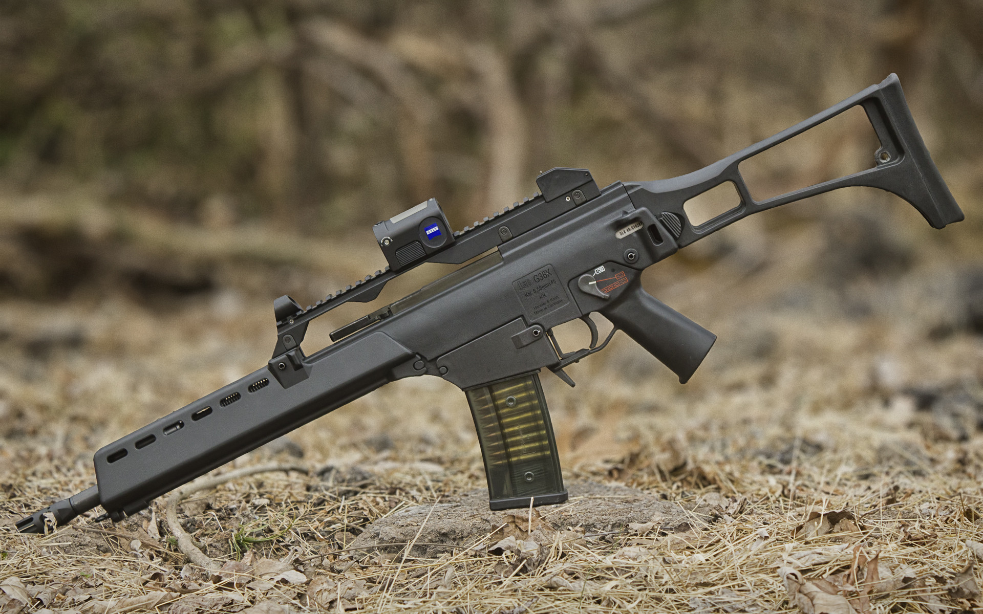 Heckler & Koch G36 rifle